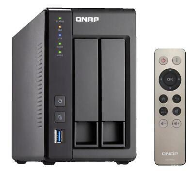 Qnap TS-251+ 2-Bay Desktop NAS Enclosure