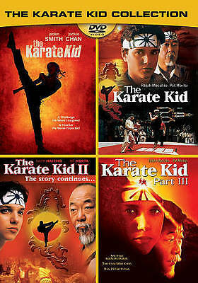Karate Kid Collection (Dvd, 2014) New
