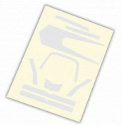 Traxxas 7984 Decals High Visibility White Aton