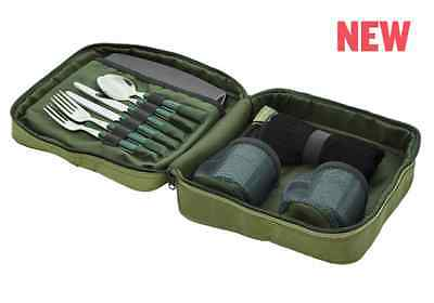Trakker Carp Fishing NEW NXG Deluxe Food Set