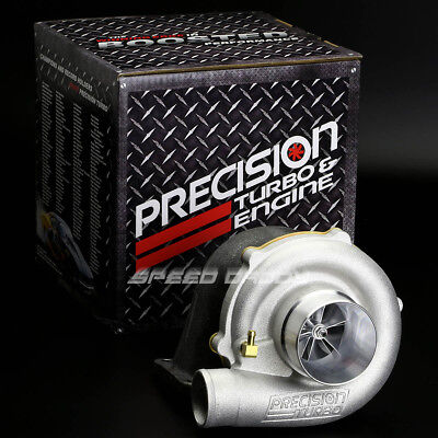 Precision 5831 E Mfs T3 A/r.63 Trim 58 Journal Bearing Cast Turbo Charger 4-Bolt