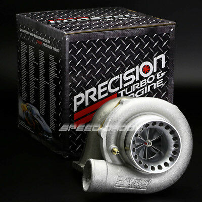 Precision 6262 Sp Cea T3 A/r .82 Bearing Anti-Surge Billet Turbo Charger V-Band