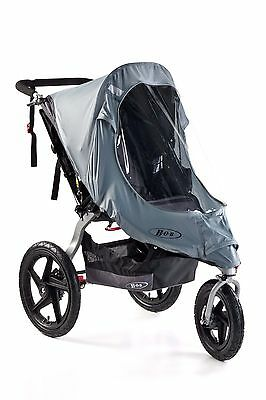 Weather Shield for BOB Revolution/Stroller Strides Single Stroller New! WS1371