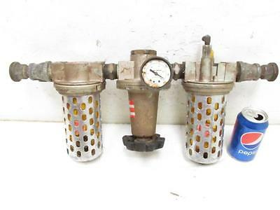 Schrader Bellows 3588-1100 Lubricator 3568-2200 Regulator 3538-1340 Air Filter