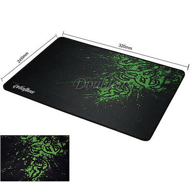 UK Softable Anti-Slip Professional Fragged CONTROL Edition Gaming Mouse Pad/Mat
