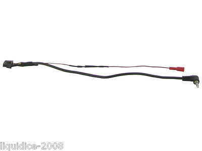 Ctjvc2Lead Universal 2011 Jvc Stalk Steering Wheel Control Patch Lead 3.5Mm Lead