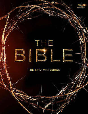 The Bible: The Epic Miniseries [Blu-ray] Blu-ray