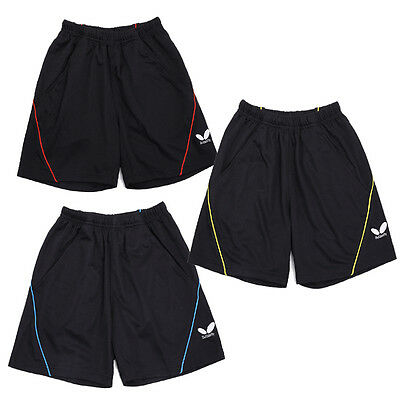2016 Butterfly men's table tennis clothing Badminton sports shorts 9112