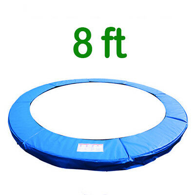 Trampoline Replacement Pad Safety Padding Spring Cover 8ft Blue