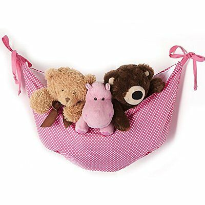 One Grace Place One Grace Place Simplicity Toy Bag- Pink