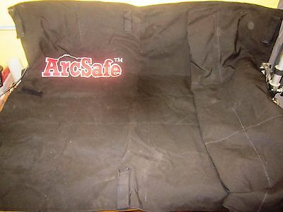 Chance C406-0453 4' X 8' Nomex and Kevlar Arc supression Blanket