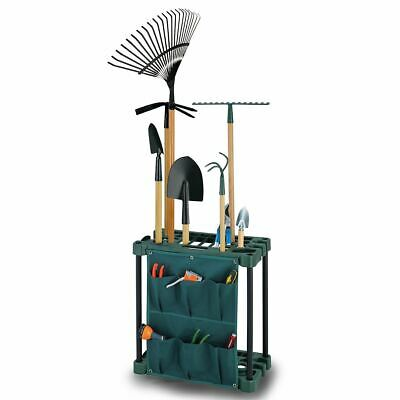 Garden Tool Storage Rack Gardening Caddy Shed Equipment Holder Store Organiser