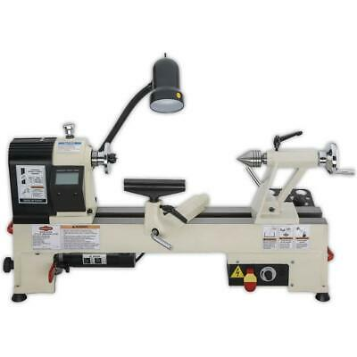 Shop Fox W1836 3/4 HP 110-Volt 12-inch x 15-inch Benchtop Wood Lathe