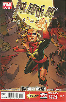 """/""""Captain Marvel/"""" Avengers Assemble ~ 8x10 Personalized by voice Grey Griffin !"""
