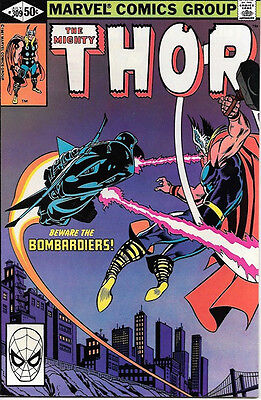 The Mighty Thor Comic Book #309, Marvel Comics 1981 NEAR MINT