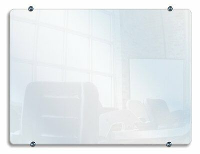 Luxor WGB4030M 40 x 30 Magnetic Wall-Mounted Glass Board NEW