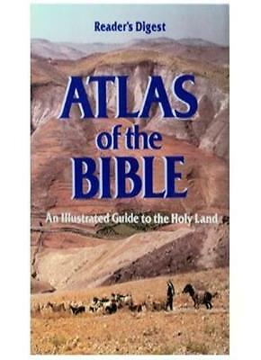 """""""Reader's Digest"""" Atlas of the Bible: An Illustrated Guide to the Holy Land,Rea"""