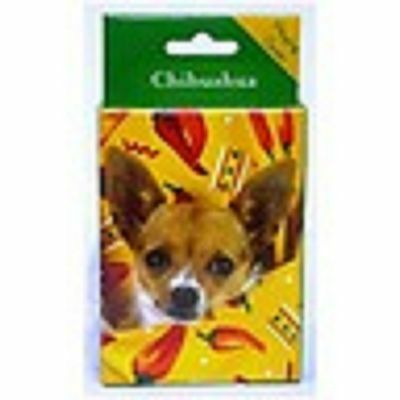 Chihuahua Playing Cards