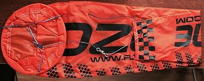 Large Ozone Wind Sock for Paramotoring and Paragliding