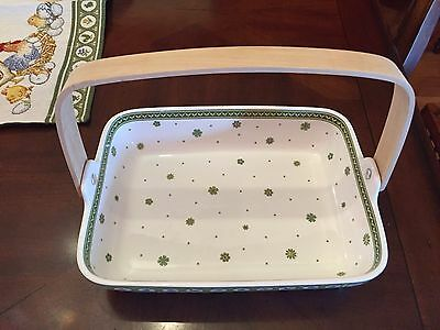 Villeroy & Boch FARMERS Handled Bread Basket