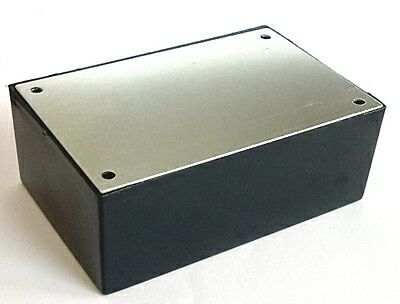 "Project Box Plastic 4.125""x2.625""x1.5"" with Perf Board"