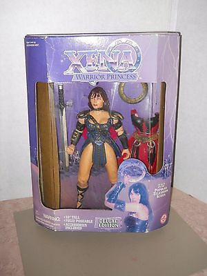 Xena Warrior Princess 10 Inches Doll Deluxe Edition Toy Biz 1996.nib