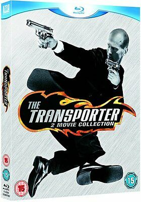 The Transporter 1 & 2  Blu Ray   Box Set   New/sealed
