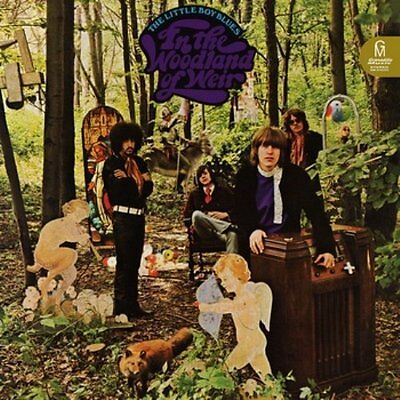 THE LITTLE BOY BLUES - In The Woodland Of Weir - LP GRANADILLA MUSIC