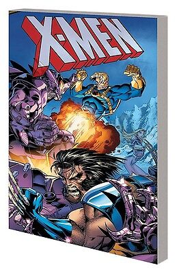 X-Men Road To Onslaught Volume 2 - Softcover