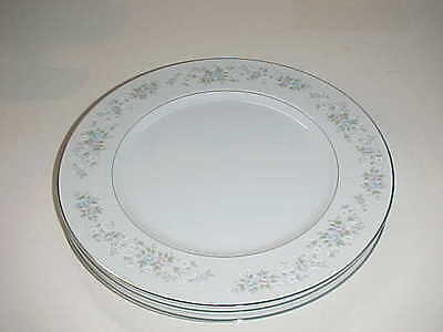 Carlton Fine China Corsage Pattern 481 Bread and Butter Plate Set