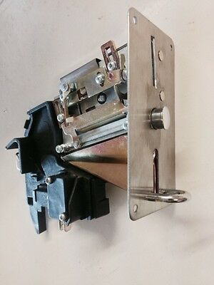 Coin Acceptor-- 2 Euro---High Security --Token Mechanism---New