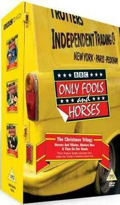Only Fools and Horses: Christmas Trilogy DVD (2004) David Jason ***NEW***