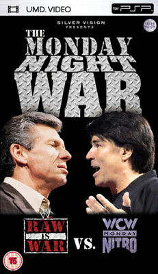 WWE - The Monday Night War [UMD Mini for DVD