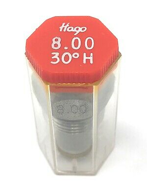 Hago 8.00 Gph 30 Degree H (Hollow) Nozzle Hago 19200, 030G1032, 80030H