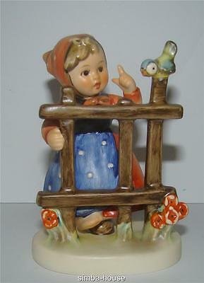 Hummel SIGNS OF SPRING Goebel Figurine #203/2/0 Mint In Box Small