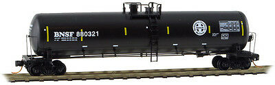 Micro-Trains MTL N-Scale 56ft. General Service Tank Freight Car BNSF #880321