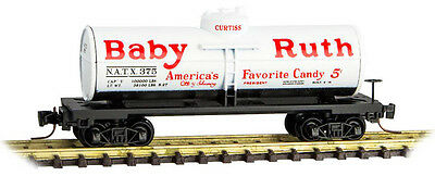 Micro-Trains MTL Z-Scale 39ft. Single Dome Tank Car Nestle Baby Ruth Series #5