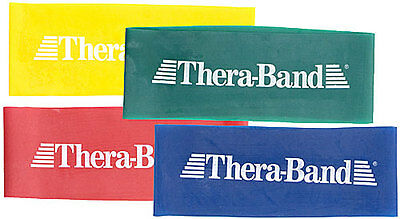 Resist-a-band Resistance band Buy by the Foot Theraband LATEX Band