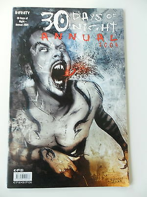1x Comic - 30 Days of Night Annual 2004 (Infinity) 1. Auflage 2005.