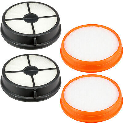 HEPA Filter Kit for VAX Mach Air U91-MA-E Hoover Vacuum Set Type 27 Filters