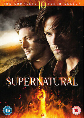 Supernatural: The Complete Tenth Season DVD (2016) Jared Padalecki ***NEW***