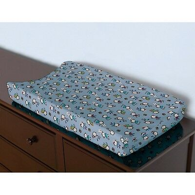 Summer Infant Changing Pad Cover Super Soft For Baby Team Monkey 66380 New