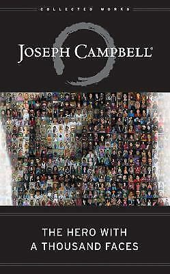 The Hero with a Thousand Faces by Joseph Campbell (2016, CD, Unabridged)