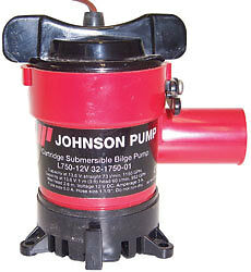 Johnson 1000GPH Bilge Pump - Brand NEW