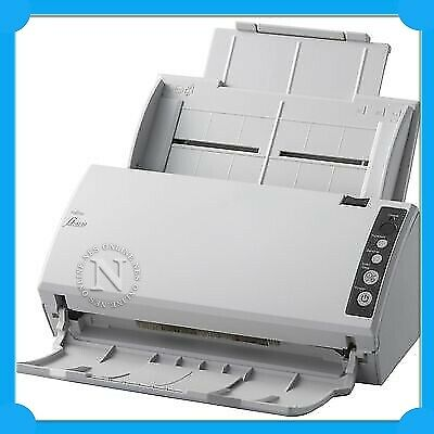 Fujitsu FI6110 A4 Document Scanner+50 Pages ADF/20PPM/40ipm/ISIS & TWAIN WINDOWs