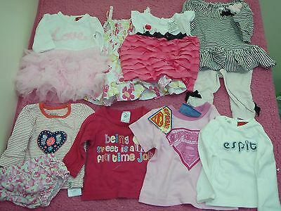 baby girls size 000 bulk clothes lot - gorgeous