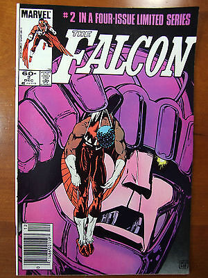 The Falcon Vol 1 # 2 Marvel 1983 Nice