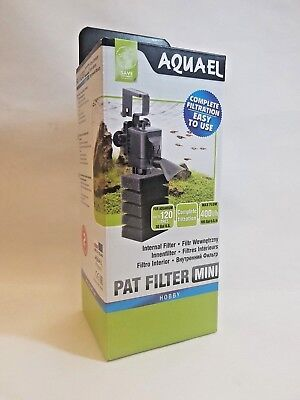 Aqua Pat mini Aquarium-Innenfilter Shrimp Set Schwamm-Filter Nano Garnelen 120