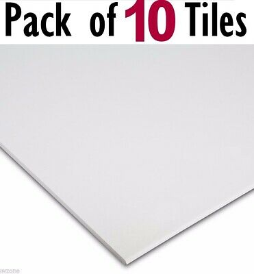 Suspended Vinyl Ceiling Tiles 600 x 600 Wipeable Laminated Easy Clean Waterproof