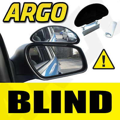 Wide Angle Adjustable Car Van Blind Spot Blind Spot Towing Mirrors New